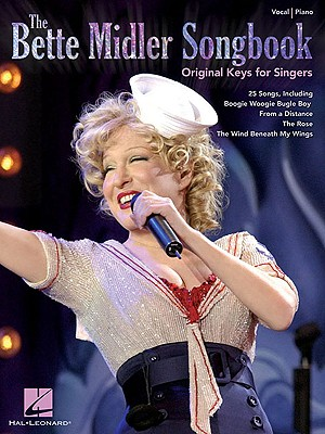 The Bette Midler Songbook By Midler, Bette (CRT)