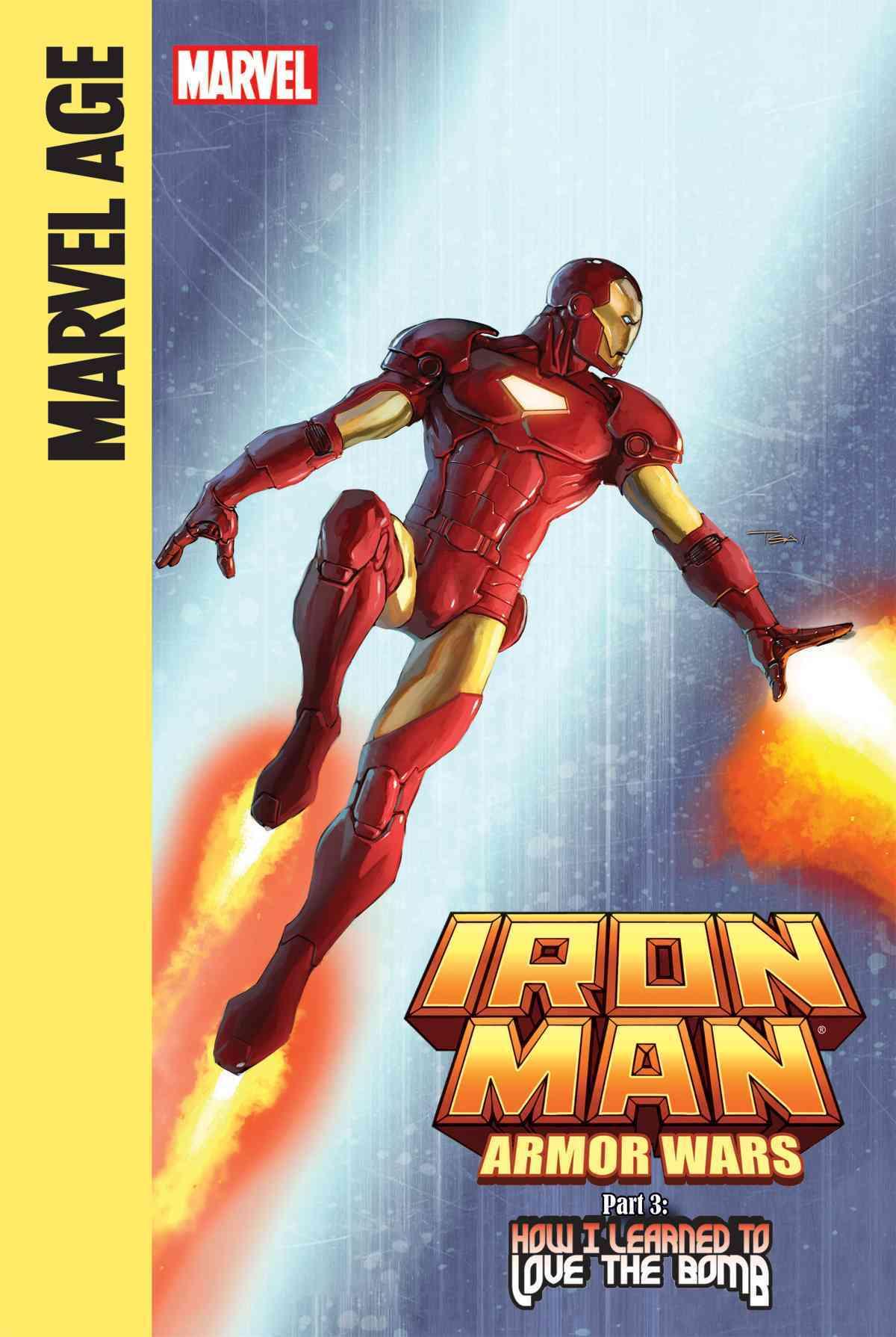 Iron Man and the Armor Wars 3 By Caramagna, Joe